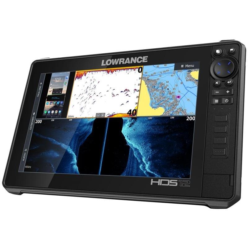 86a2a7bbe45 Kajalood LOWRANCE HDS-12 Live koos Active Imaging 3-1 anduriga ...