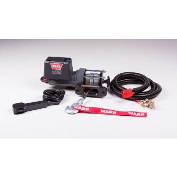 Electric winch Warn 2000DC