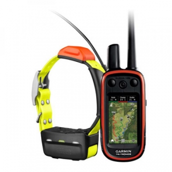 Dog Follow Device GARMIN Alpha 100 with T5 Dog Device and Estonian map