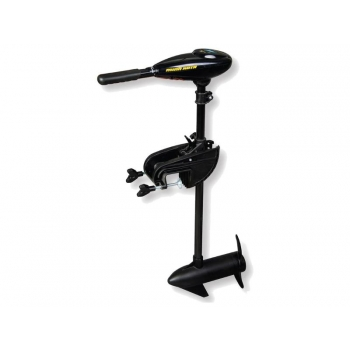"Electric Transom Mount Hand Control MINN KOTA Endura MAX-40 36"" leg, with battery meter, extended battery life"
