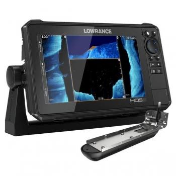 Kajalood LOWRANCE HDS-9 Live koos Active Imaging 3-1 anduriga