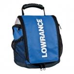 """Kajaloodikott jääanduriga LOWRANCE kuni 7"""" Hook2 kajaloodidele, komplektis kott, aku, laadija, Hook2 jääandur"""