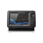 Fishfinder LOWRANCE Hook Reveal 7 Tripleshot