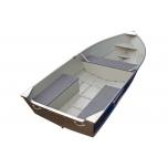 Alu boat MARINE 370U