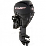 Outboard engine MERCURY F25 EL EFI