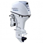 Paadimootor TOHATSU MFS50AW ETL Beluga White