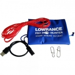 LOWRANCE FishHunter Accessory Pack - tarvikute komplekt