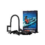 Boat fixator for DEEPER fishfinder