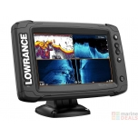 Fishfinder LOWRANCE Elite-7 Ti2 with Active Imaging 3-1 transducer