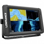 Fishfinder LOWRANCE Elite-12 Ti2 with Active Imaging 3-1 transducer