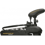 "Electric Bow Mount Remote Control MINN KOTA Ultrex-80 iPilot Link, US2 sonar, 52"" leg, 24V, Bluetooth, black, fresh water"