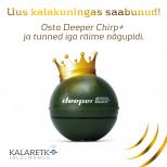 Deeper CHIRP+  -  elagu kuningas!