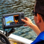 Fishfinder trainings