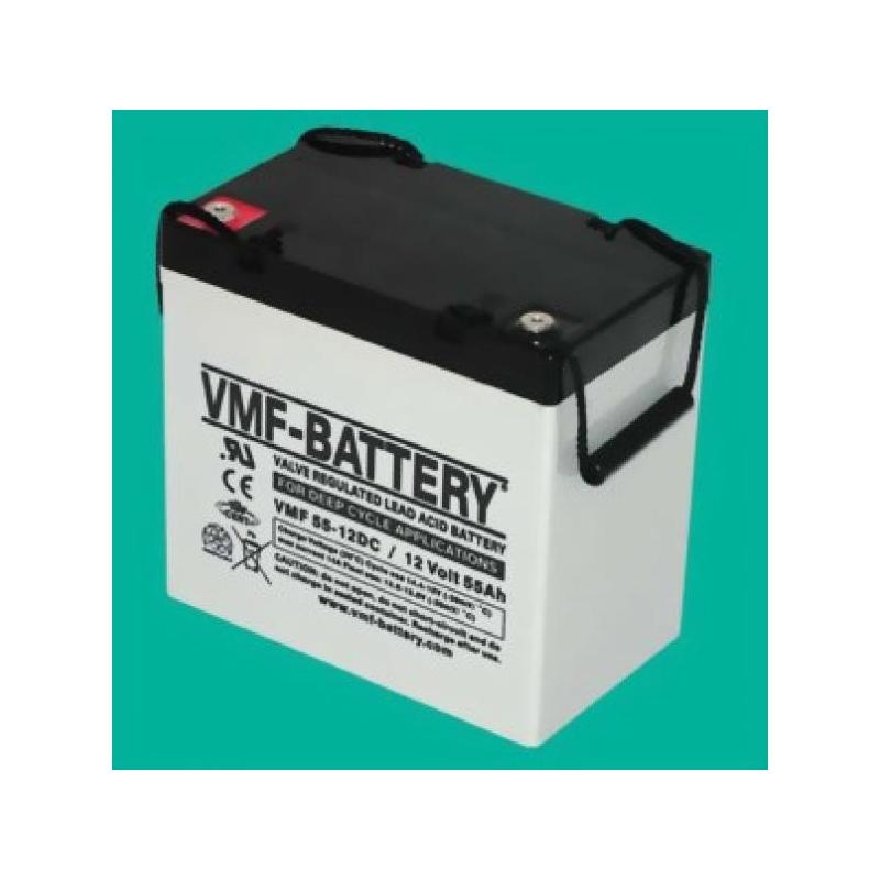 AGM-aku VMF-Battery DC60-12 60Ah 12V