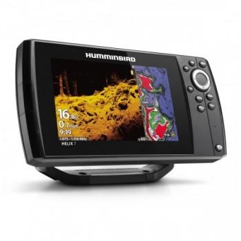 Fishfinder HUMMINBIRD Helix 7 CHIRP MSI GPS G3N