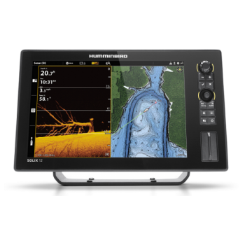 Эхолот HUMMINBIRD Solix 12 CHIRP MSI+ GPS G2