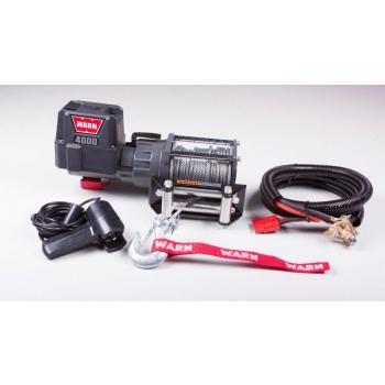 Electric winch Warn 4000DC