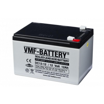 Battery VMF AGM Deep Cycle 12Ah 12V