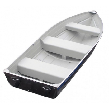 Alu boat MARINE 12M