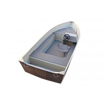 Alu boat MARINE 450 Work HD SC