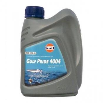 Mootoriõli GULF Pride 4004 10W-40, 1 liiter