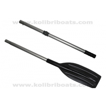 Foldable oars Kolibri