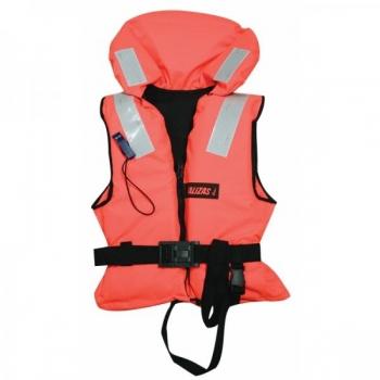 Lifejacket MARINEPOOL Europe with zipper 100N Orange 10-20 kg