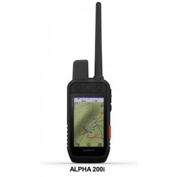 Koerajälgimise GPS-seade GARMIN Alpha 200i