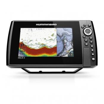 Fishfinder HUMMINBIRD HELIX 8 CHIRP MEGA SI+ GPS G4N