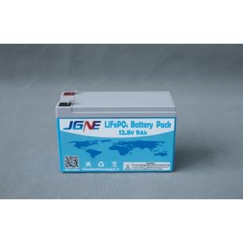 Литиевый аккумулятор JGNE Goldencell LiFePO4 9Ah 12V