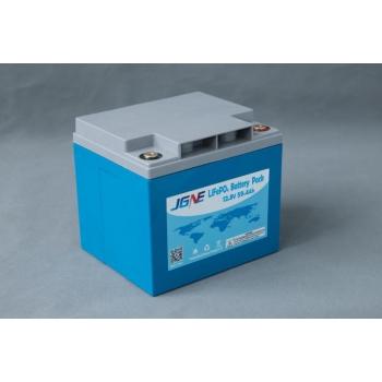 Lithium battery JGNE Goldencell LiFePO4 60Ah 12V