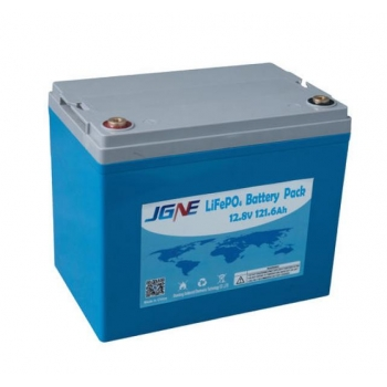 Lithium battery JGNE Goldencell LiFePO4 100Ah 12V