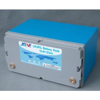 Lithium battery JGNE Goldencell LiFePO4 152Ah 12V