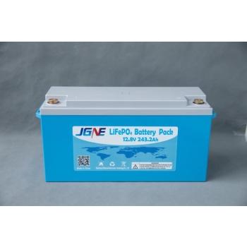 Литиевый аккумулятор JGNE Goldencell LiFePO4 245Ah 12V