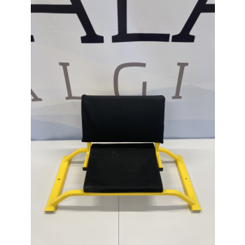 Seat for sled, foldable C-6