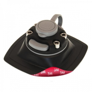 Fastening Borika for PVC-boat with glue 14x14cm