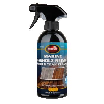 Puhastusvahend Autosol, Marine Wood & Teak Cleaner, 500 ML
