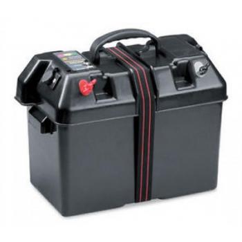 Akukast EASTERNER Power Center, laadimisindikaatori, väliste klemmide, USB ning sigaretisüütaja toitepesadega, sobib 80-100 Ah kestvusakudele