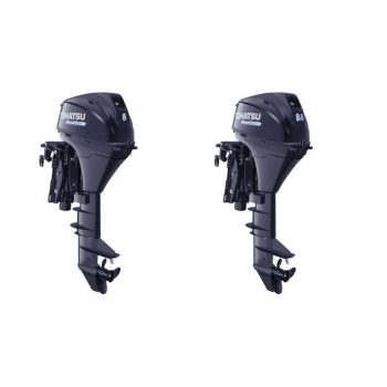 Outboard engine TOHATSU MFS8B EPS