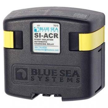 Solenoid BLUE SEA 12/24V ACR akude laadimise lülituseks