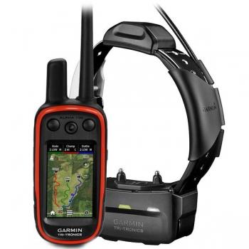 Koerajälgimise GPS-seade GARMIN Alpha 100 koos ühe TT15 kaelarihmaga ja Eesti kaardiga