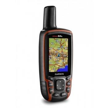 Ручной ГПС GARMIN GPSMAP 64s
