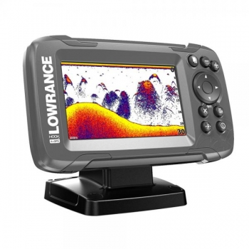 Fishfinder LOWRANCE Hook2-4x GPS (Bullet Skimmer)