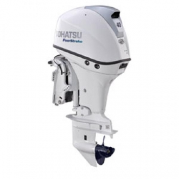 Outboard engine TOHATSU MFS40A ETL