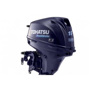 Лодочный мотор TOHATSU EFI MFS15E EPS