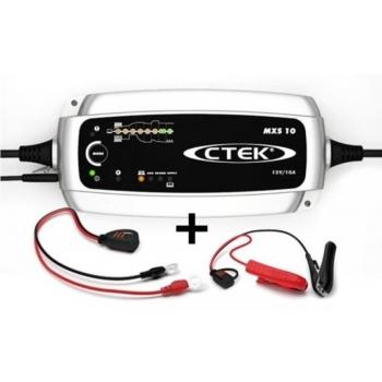 Akulaadija CTEK MXS 10.0 12V/10A