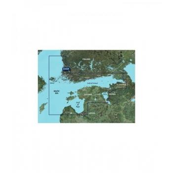 Merekaardid GARMIN G2 HXEU 050R, Soome laht ja Riia laht - Garmini GPS-dele