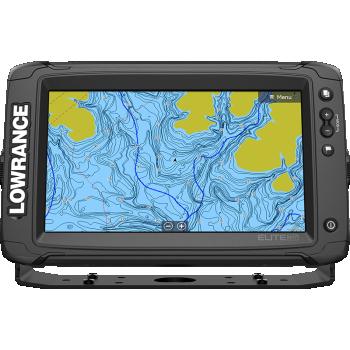 Fishfinder LOWRANCE Elite-9 Ti2 without transducer