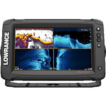 Эхолот LOWRANCE Elite-9 Ti2 с дачиком Active Imaging 3-1