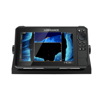 Fishfinder LOWRANCE HDS-9 Live without transducer
